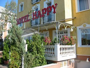 Hotel Happy Apartments Budapest ***
