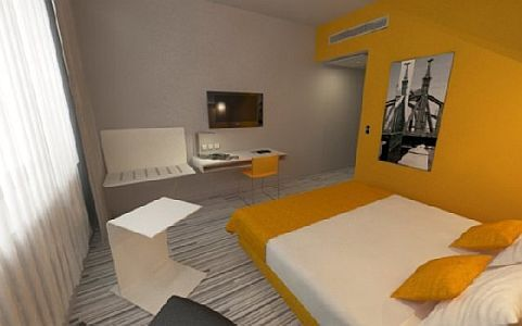 Hotel Park Inn Radisson Budapest - lower cost free double room