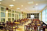 Conference and event room in Budapest with discount prices in Hotel Romai